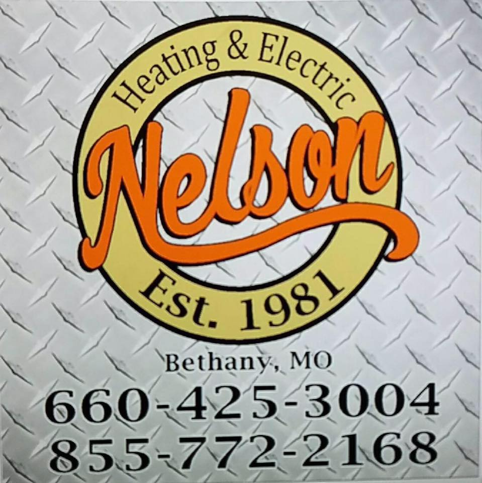 Nelson Heating Electric Bethany Area Chamber Of Commerce